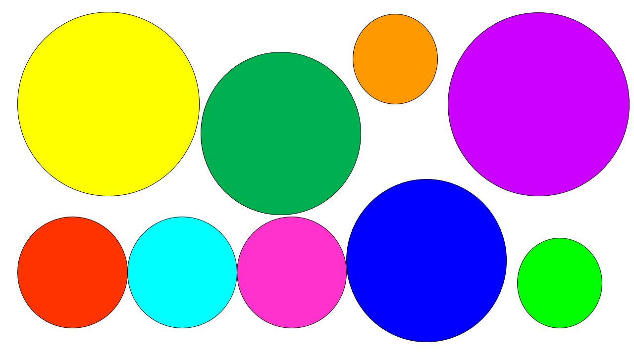 шаблон круга для вырезания на листе