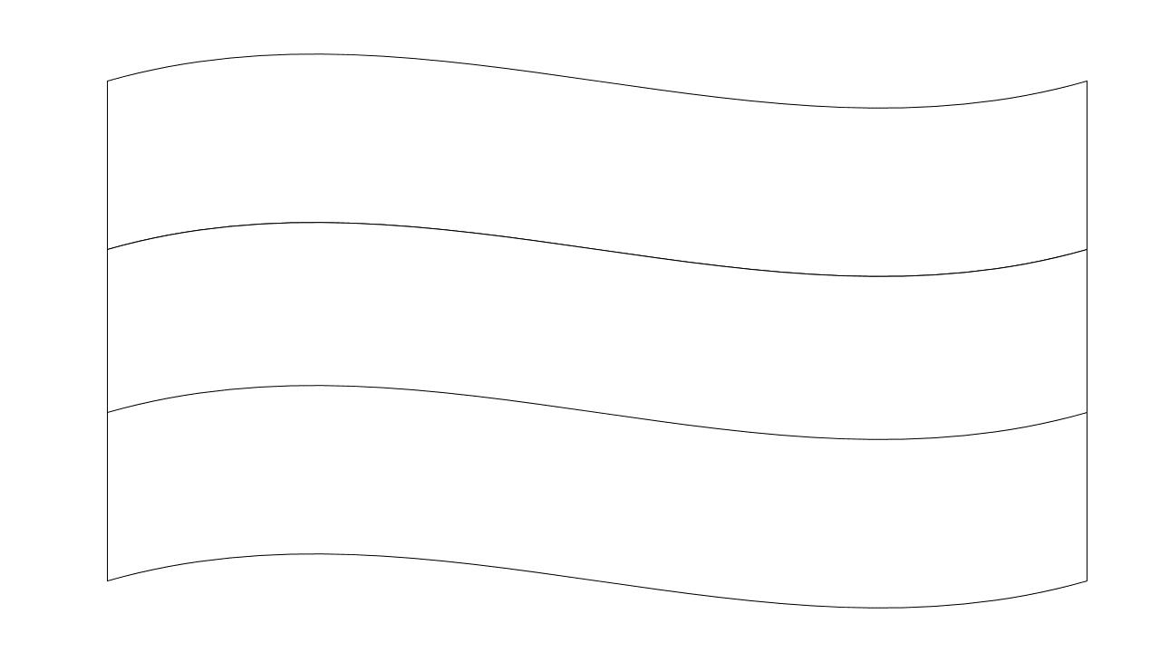 флаг россии шаблон 2