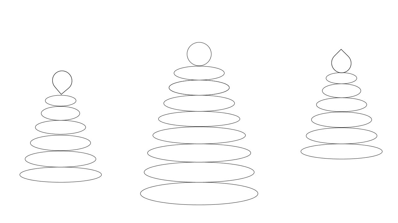 пирамидка распечатать