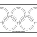 олимпийские кольца картинка