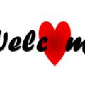 надпись welkome 1